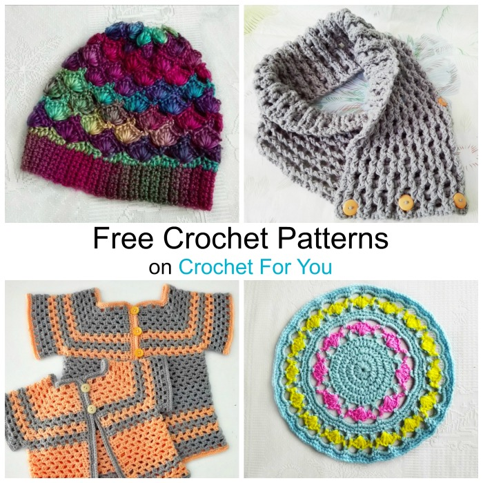 Free Crochet Patterns on Crochet For You