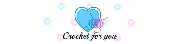 Crochet For You Blog Header nn