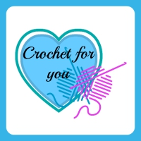Crochet For You New Button
