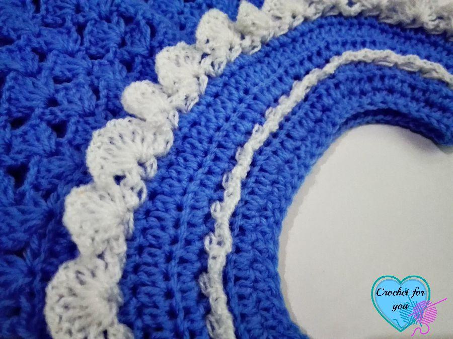 Mamas Sweetheart! Toddler Dress/Tunic Free Crochet Pattern
