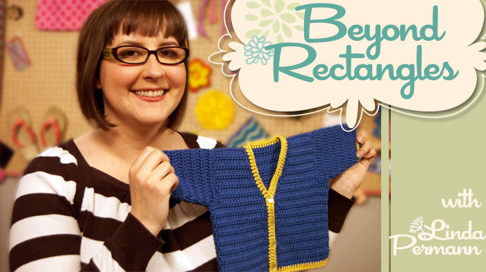 Crochet: Beyond Rectangles Craftsy online class