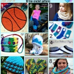 Fast and Easy Crochet Gift for Kids - 10 free crochet patterns