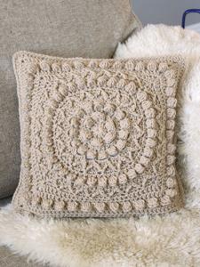 Matelasse Crochet Pillow Annie's Signature Designs