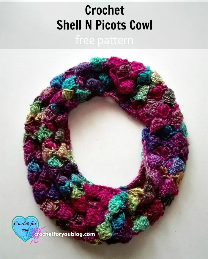 crochet-shell-n-picots-cowl-free-pattern-3