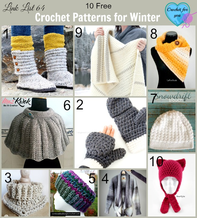 crochet earwarmer Archives - Crochet For You