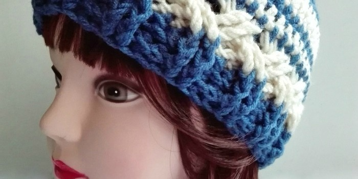 Celtic Passion Beanie Free Crochet Pattern