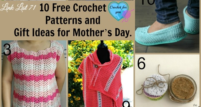 Free Crochet Patterns Gift Ideas : Free patterns Archives - Crochet For You