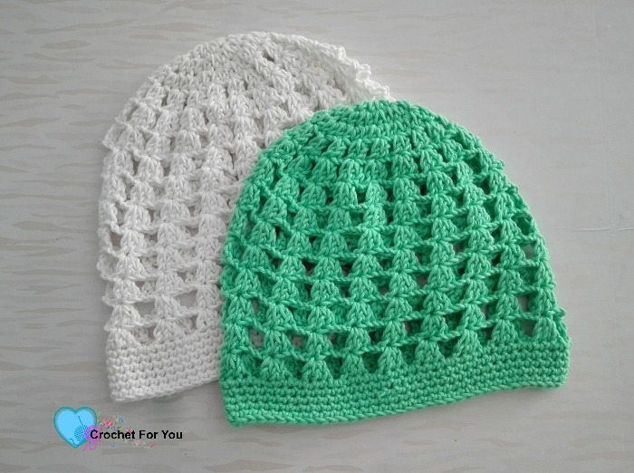 Easy Peasy Slouch Beanie Free Crochet Pattern - Crochet For You 56b81248647