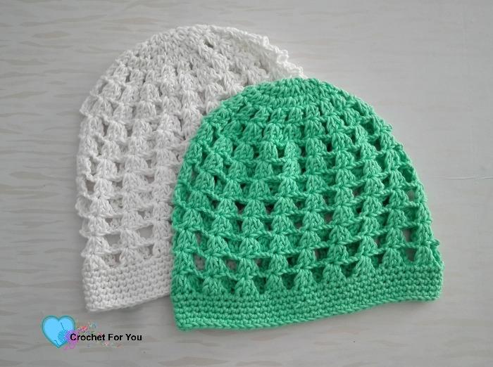 Easy Peasy Slouch Beanie Free Crochet Pattern Crochet For You