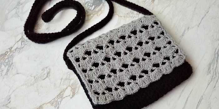 Piyumi's Crossbody Bag Free Crochet Pattern