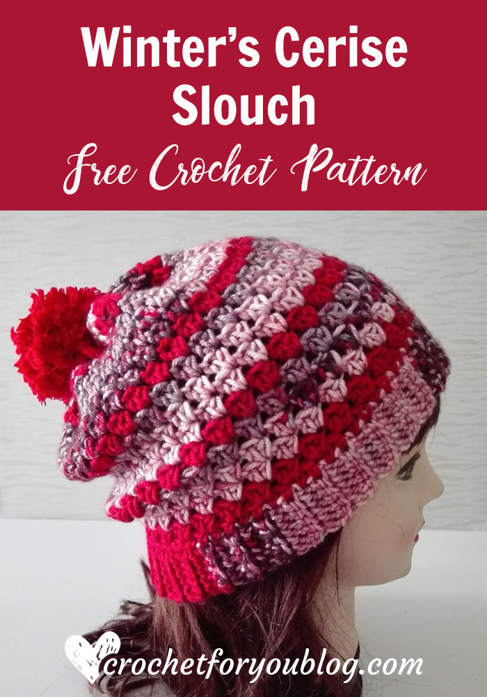 crochet patterns for Self-striping yarn Archives - Crochet For You