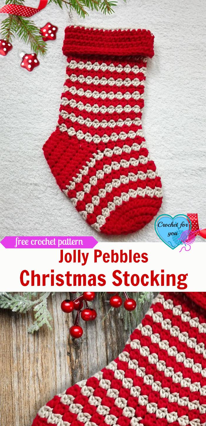 Free Crochet Stocking Pattern Unique Inspiration Ideas