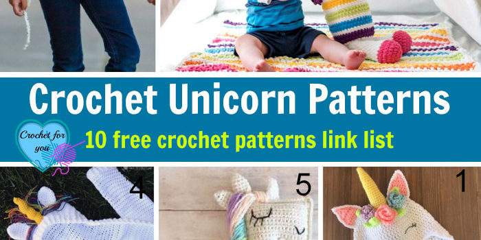 Crochet Unicorn Patterns