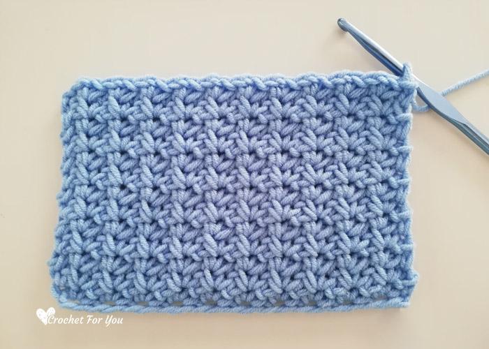 How to Crochet Spider Stitch