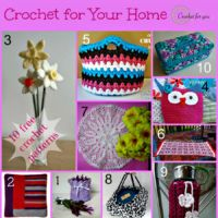 Link List 5 - Crochet for your home