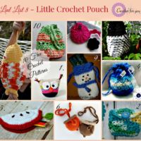 Link List 8 - Little Crochet Pouch