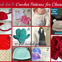 10 Free Crochet Patterns for Charity