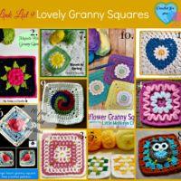 Link list 9 - Lovely granny Squares